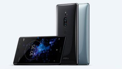 مشخصات فنی گوشی sony xperia xz2 premium