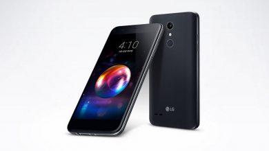 مشخصات فنی گوشی LG Q9