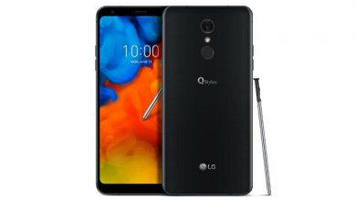 مشخصات فنی گوشی LG Q stylus