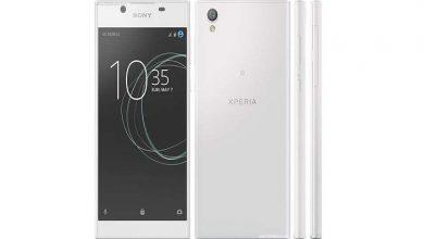 مشخصات فنی گوشی sony xperia L1