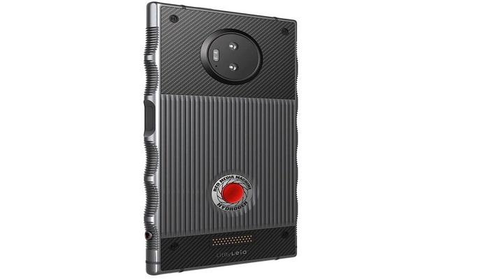 مشخصات فنی گوشی RED hydrogen one