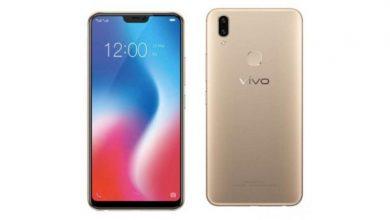 مشخصات فنی گوشی vivo y71
