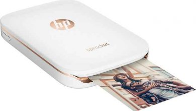 پرینتر hp مدل sprocket photo