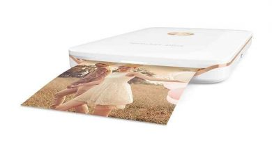 پرینتر hp sprocket plus printer