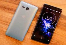 مشخصات فنی گوشی sony xperia xz2 compact