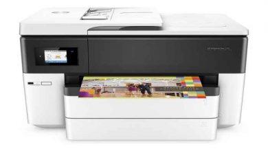پرینتر چند منظوره HP Officejet Pro 7740