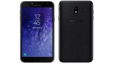 مشخصات فنی گوشی SAMSUNG GALAXY j4 CORE