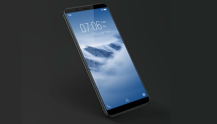 مشخصات فنی گوشی vivo y71I