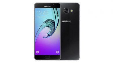 مشخصات فنی گوشی samsung galaxy A3 (2017)