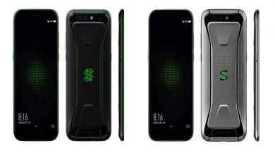 مشخصات فنی گوشی Xiaomi Black Shark