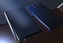 مشخصات فنی گوشی NOKIA 9