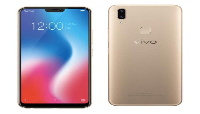 مشخصات فنی گوشی VIVO V9