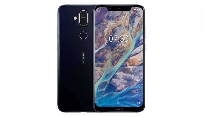ASEMARI.IR-مشخصات فنی گوشی Nokia 8.1 (Nokia X7)