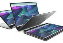 asemari.ir-لپ تاپ 13 اینچی دل مدل XPS 13 9365 2in1 - B