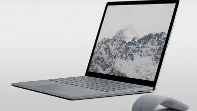 asemari.ir-لپ تاپ 13 اینچی مایکروسافت مدل Surface Laptop - E