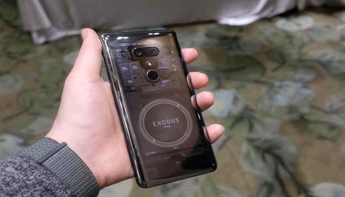 ASEMARI.IR-مشخصات فنی گوشی HTC Exodus 1