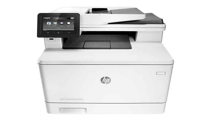 asemari.ir-پرینتر لیزری HP Color LaserJet Pro MFP M477fnw
