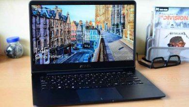 asemari.ir-لپ تاپ 14 اینچی ایسوس مدل ZenBook UX430UQ - C