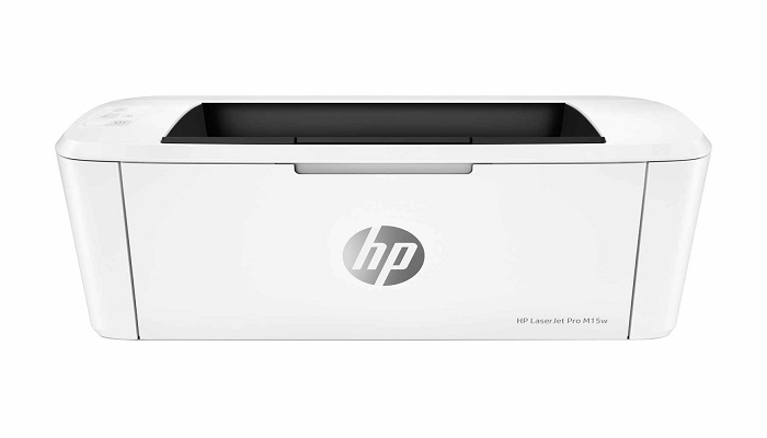 asemari.ir-پرینتر اچ پی مدل LaserJet Pro M15w Black & White Wireless Printer